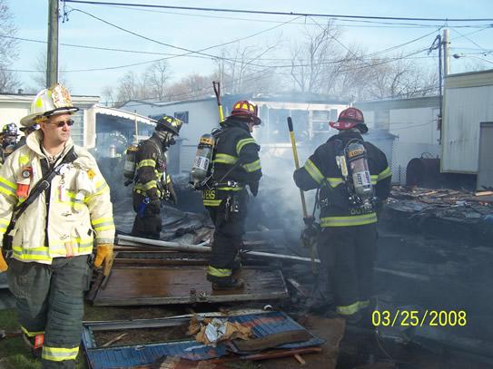 Greg Telep Lodi Volunteer Fire Department