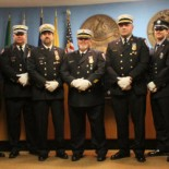 2011 Lodi Fire Department Officers